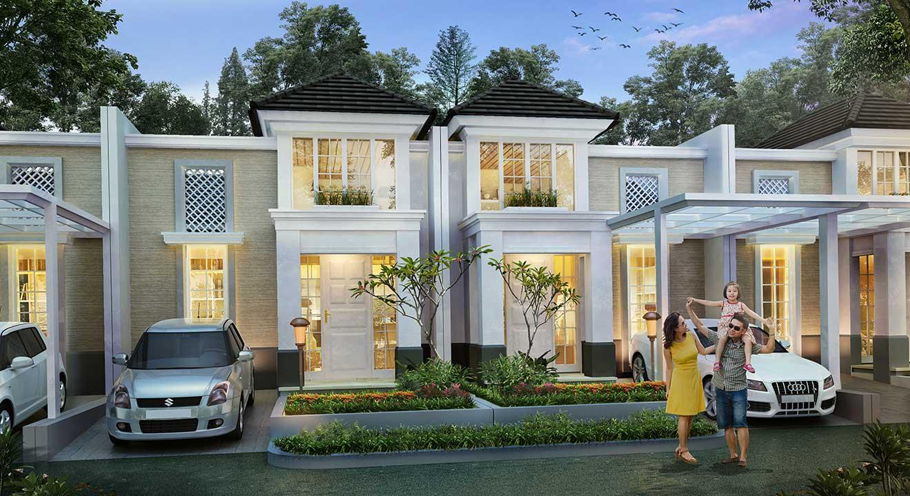 New Castle Developer Real Estate Ngk Jambi